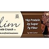 Nugo Slim Gluten-Free Brownie Crunch Chocolate Bars