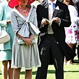 Autumn Phillips at Royal Ascot in June 2008