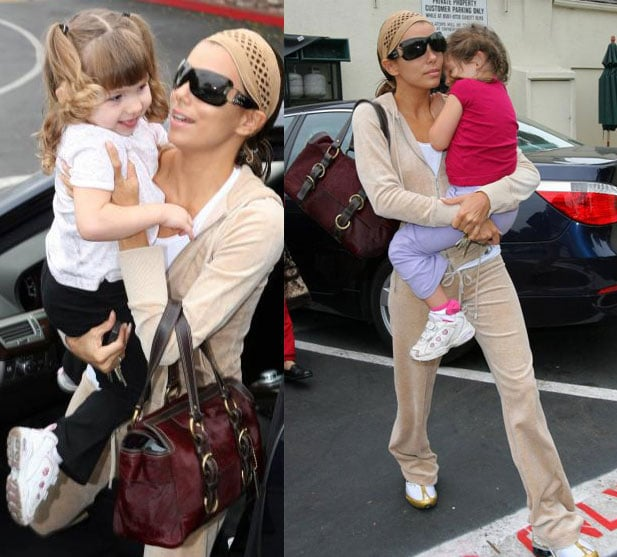 Eva Plays Mommy