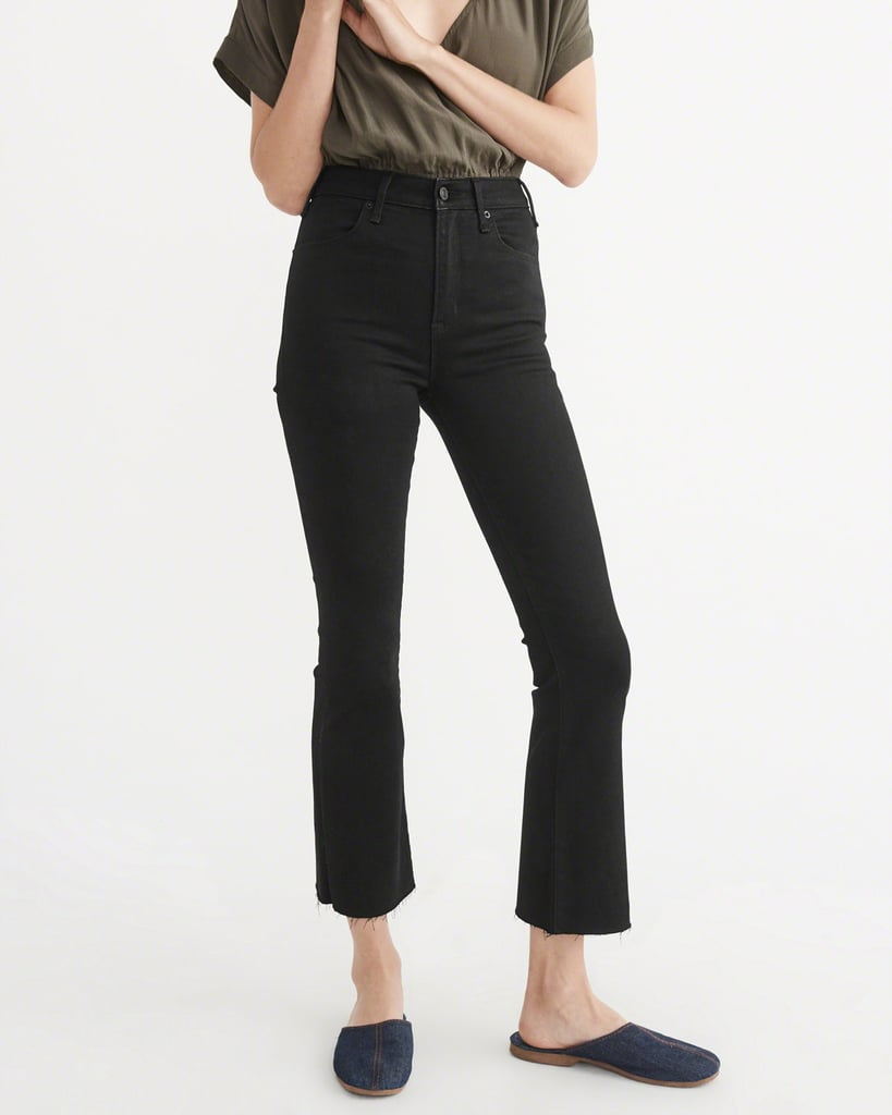 High-Rise Ankle Flare Jeans Simone ($49, originally $78)