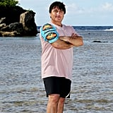 Ross Clarke-Jones, Big Wave Surfer, Champions Tribe