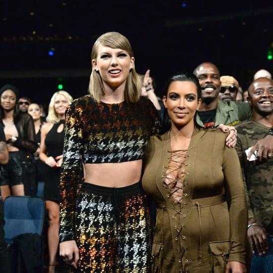 Kim Kardashian's Response on Twitter to Taylor-Kanye Feud