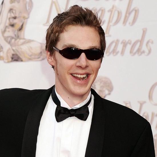 Benedict Cumberbatch in 2004