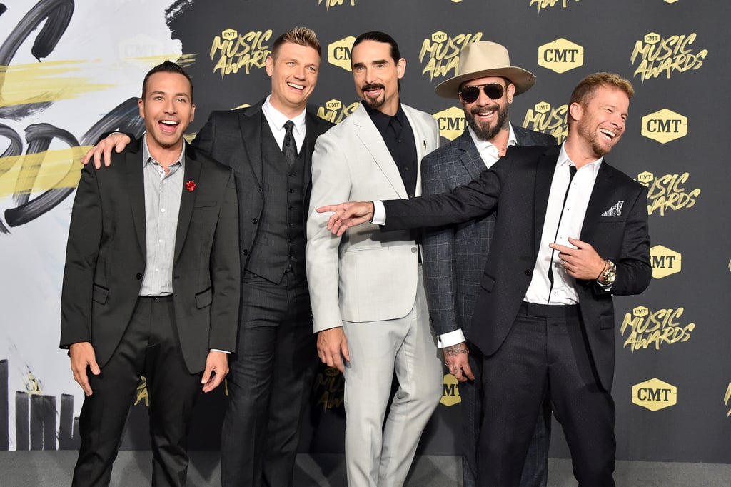 a look at the famous music group backstreet boys The backstreet boys have sold over 100 million records worldwide, making them the best-selling boy band of all time, and one of the world's best-selling music artists they are the first group since sade to have their first nine albums reach the top 10 on the billboard 200 , [8] and the only boy band to do so.