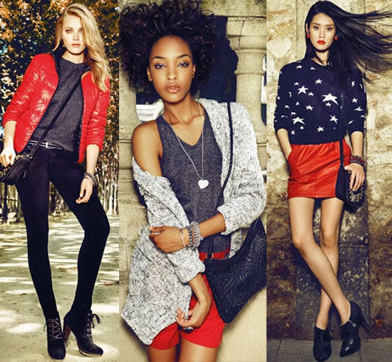 Mango Fall 2011 Lookbook City Collection