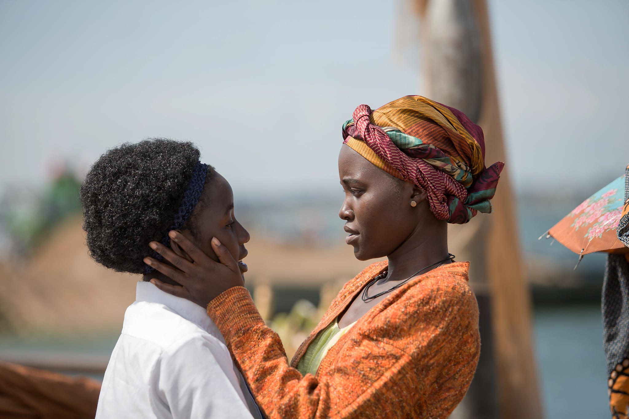 Lupita Nyongo Interview For Queen Of Katwe Popsugar Entertainment