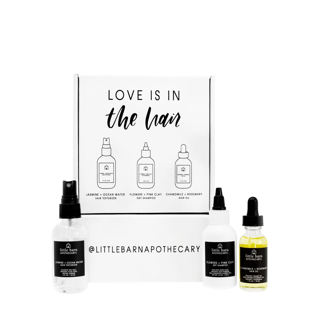 Little Barn Apothecary Love Is in the Hair Set