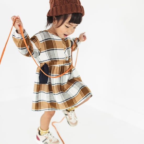 Cute Plaid Clothes For Kids 2018