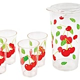 Sunnylife Party Drinkware Set Cherry ($39.95)