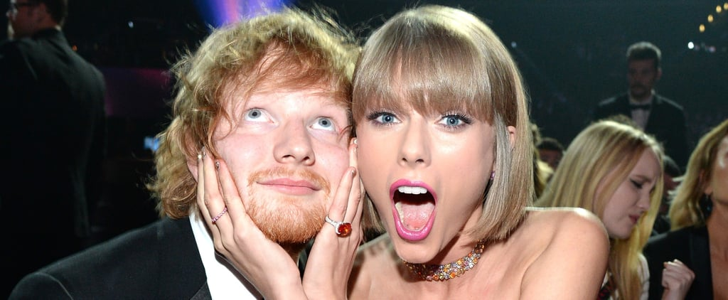 """There Is No Better """"A-Team"""" Than Ed Sheeran and His Celebrity Pals"""