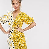 ASOS DESIGN Twist Mini Dress