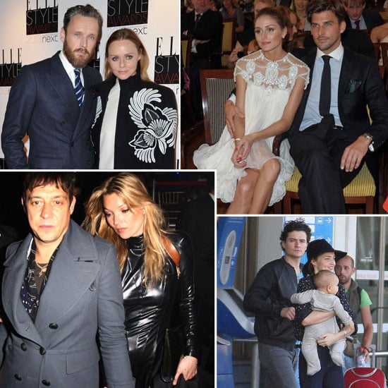 Top Ten Best Dressed Couples: Gisele and Tom, Kate and Will, Kate and Jamie, Olivia and Johannes, and more!