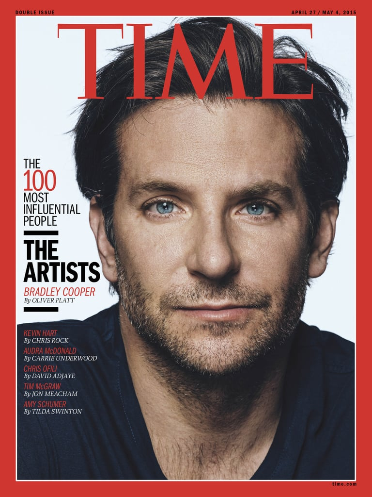 Time 100 Most Influential People In The World April 2015