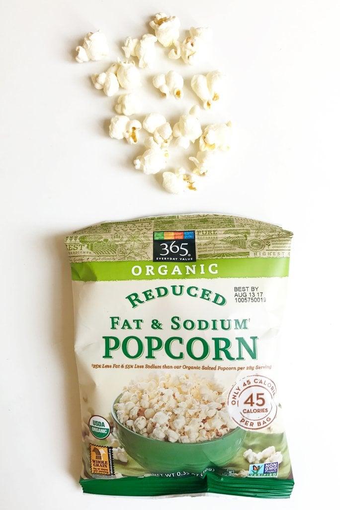 Whole Foods 365 Organic Reduced Fat & Sodium Popcorn