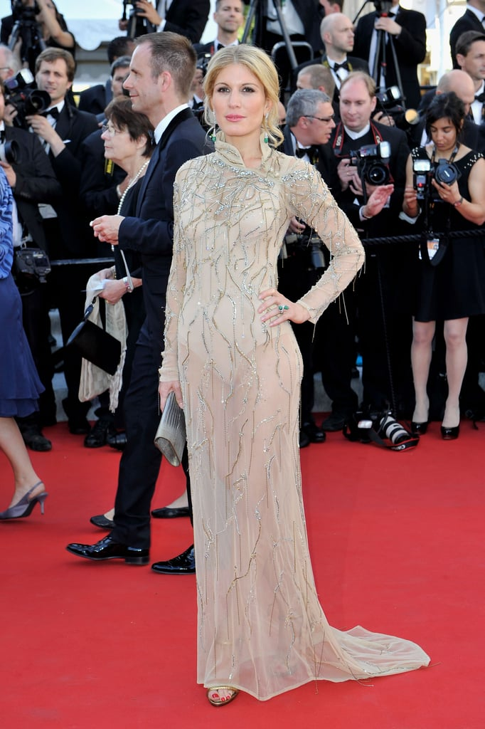 Hofit Golan hit the red carpet for the opening of the Cannes Film Festival and the premiere of Moonrise Kingdom.