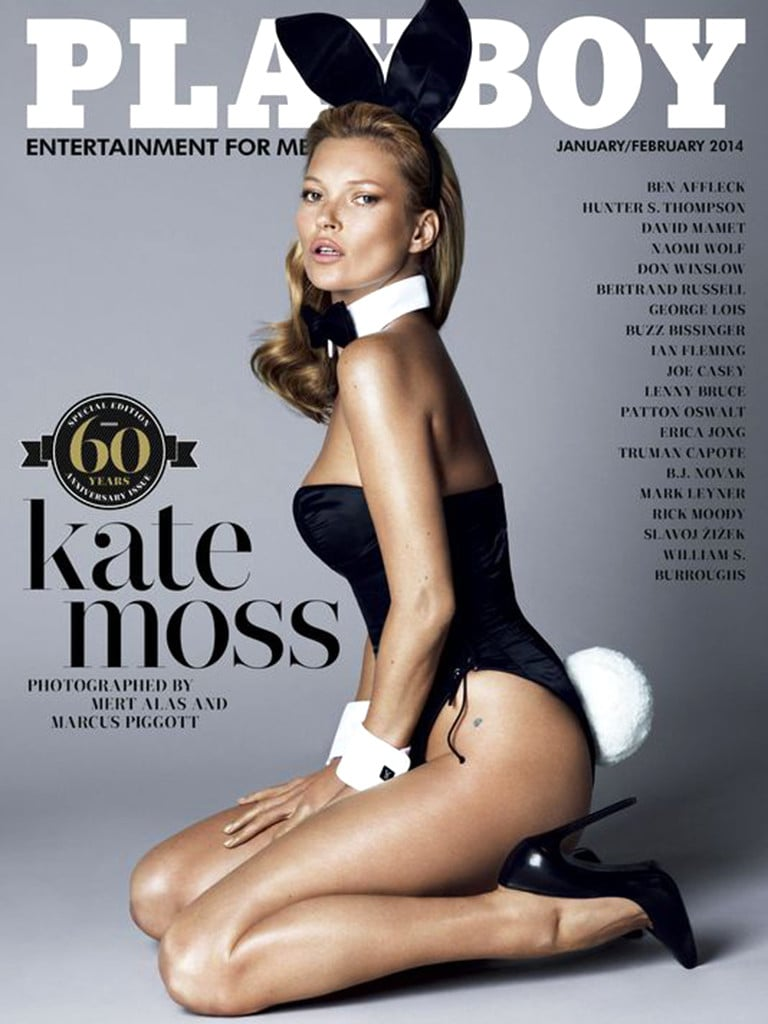 Covers Playboy at 39
