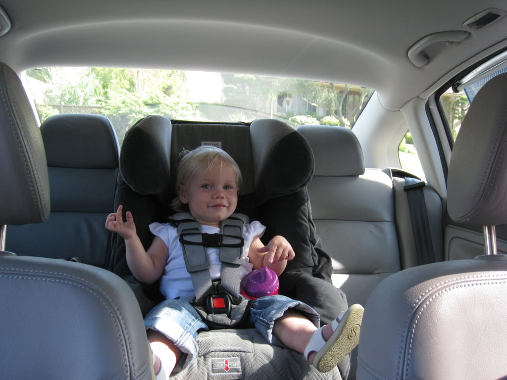 The Most Common Car Seat Errors Parents Make Popsugar Moms