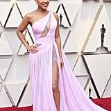Meagan Good at the 2019 Oscars