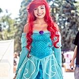 Little Mermaid Ariel Costume