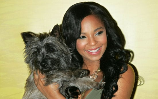 Hi, Nigel! Meet Ashanti's Furry Costar From The Wiz