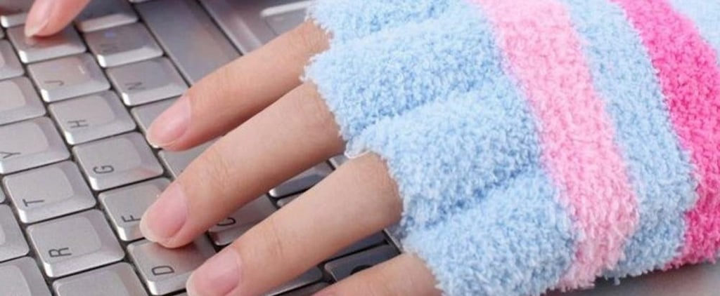 These $6 Heated Gloves on Amazon Will Keep Your Hands Warm in the Office