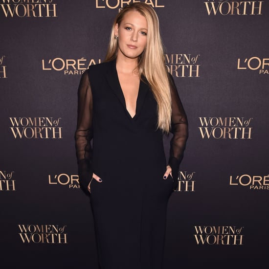 Blake Lively at L'Oreal Event November 2016