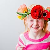 You're Going to Want to Re-Create Every Detail of This Mother-Daughter Flower Crown Party