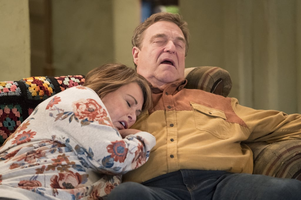 Bringing a sitcom back from the dead is exhausting, you know?