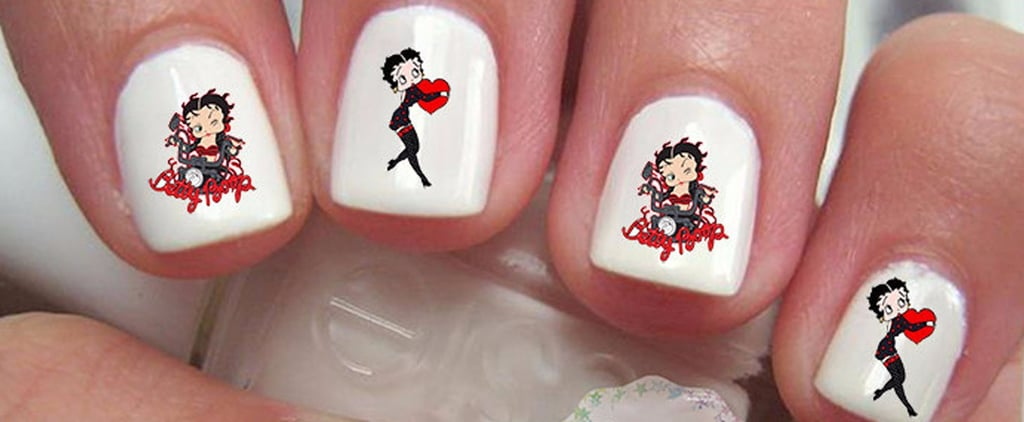 Betty Boop Fans Will Squeal Over These Adorable Beauty Products