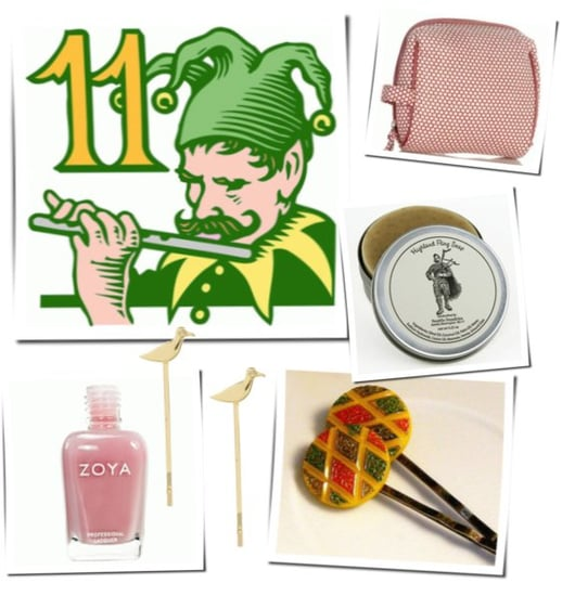 Holiday Gift Ideas Inspired by the 12 Days of Christmas