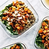 Quinoa Sweet Potato Salad