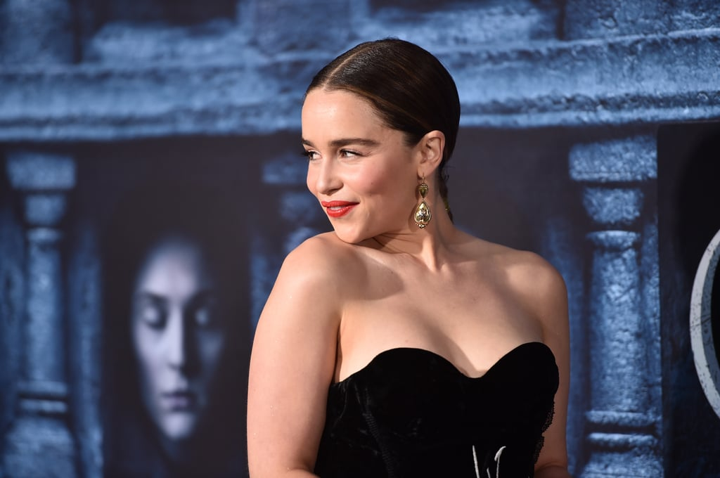 These Sexy Emilia Clarke Moments Will Make You Bend the Knee