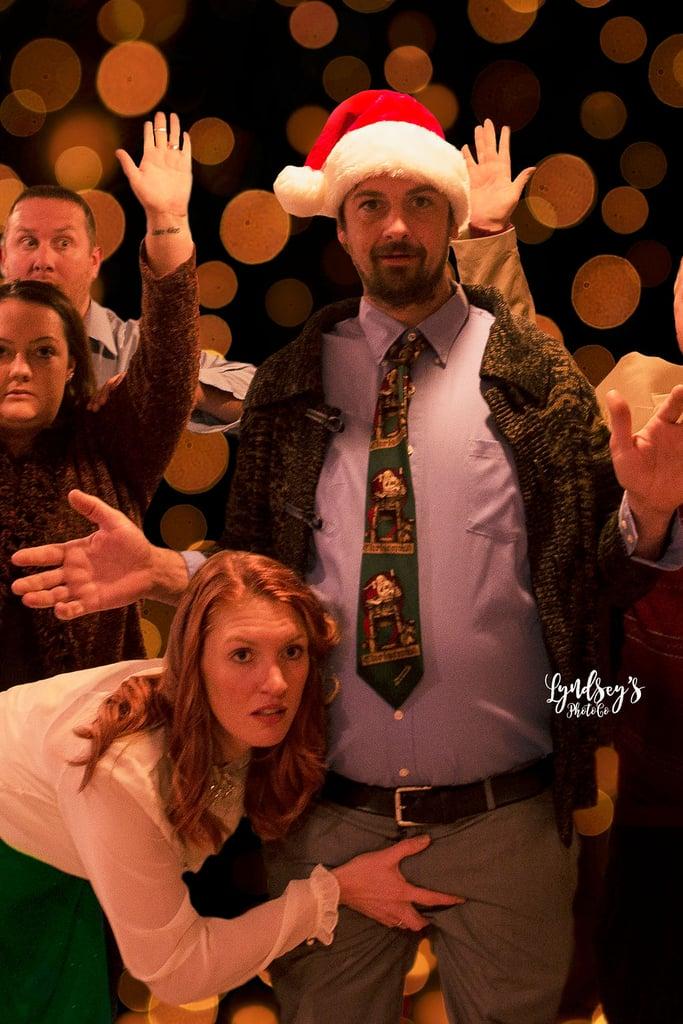 - Christmas Vacation Photo Shoot POPSUGAR Family