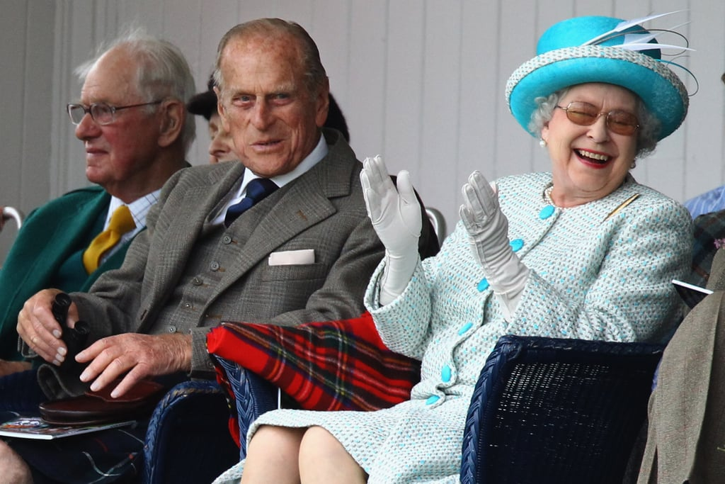 When Prince Charles Asks When She's Going to Abdicate