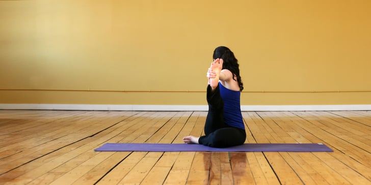 Yoga Poses For Hip and Back Pain   POPSUGAR Fitness