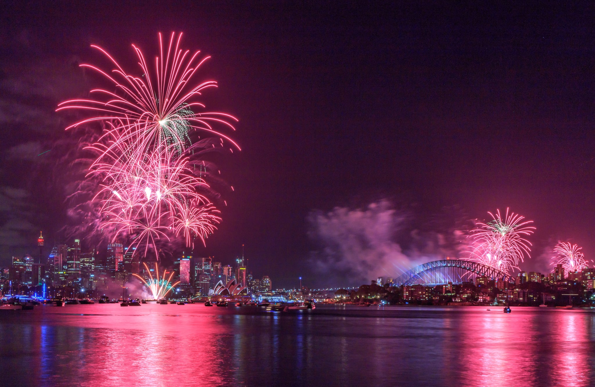 Sydney New Year S Eve Fireworks 2020 Popsugar Australia Smart Living