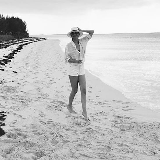 Emily VanCamp and Josh Bowman Honeymoon Pictures