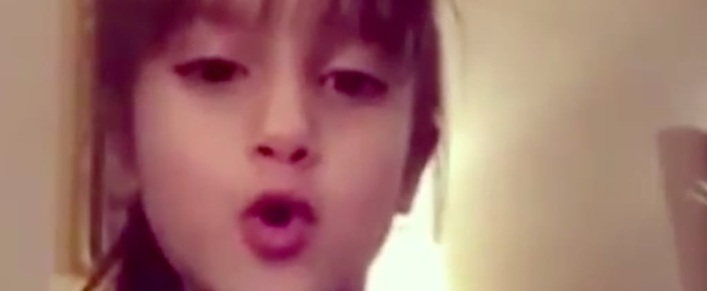 Someone Get Mario Lopez's Daughter on Lip Sync Battle, Because She'll School Everyone!