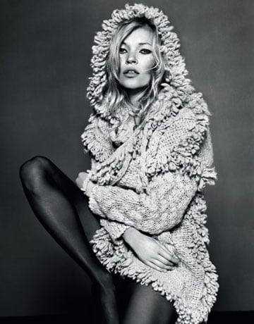 A Further Look at Kate Moss's Last Collection for Topshop