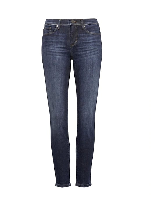 Petite Skinny Dark Wash Jean