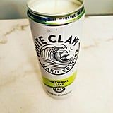 White Claw Natural Lime Candle