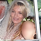 Kate Moss Wedding Pictures