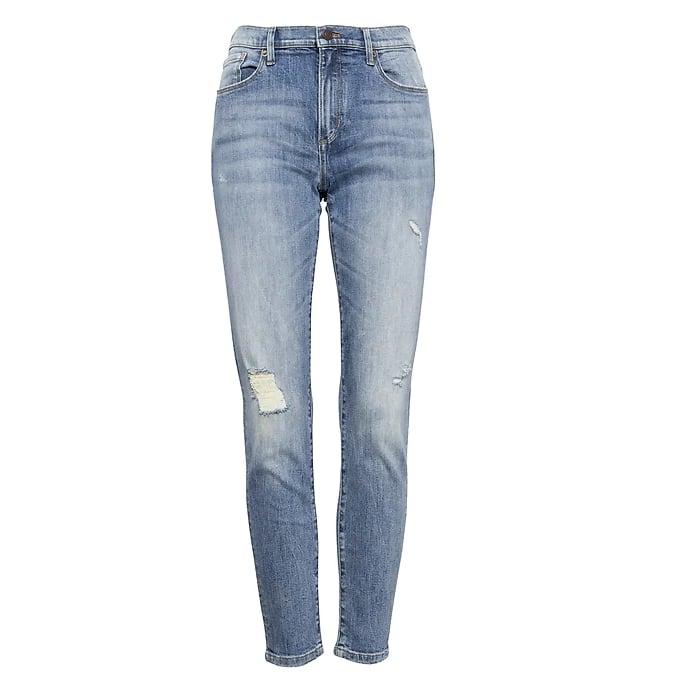 Skinny Light Wash Jean
