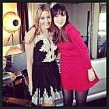 Zooey Deschanel Tells Us Her Big Beauty Secrets and New Girl Surprises