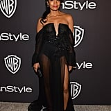 Susan Kelechi Watson at the 2019 Golden Globes Afterparty