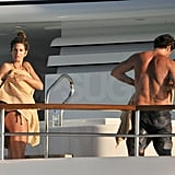 Photos of Cindy Crawford and Rande Gerber