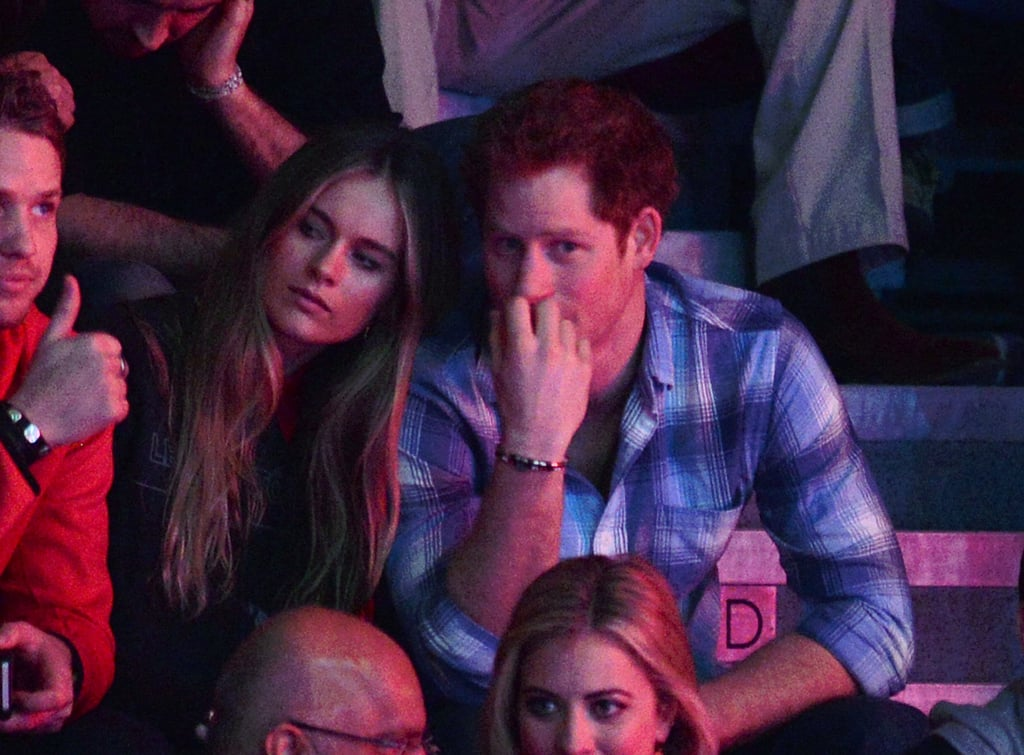 After two years of dating, Cressida and Harry finally made an official appearance together at We Day UK on March 7, 2014.