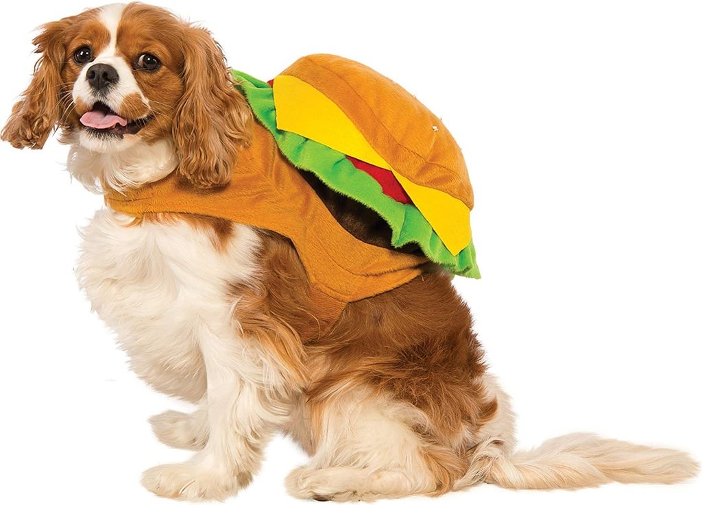 Hamburger Dog Costume