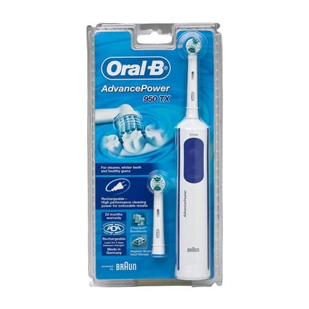 Oral-B Advance Power Electric Toothbrush ($49.95)