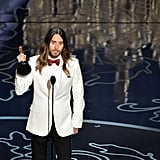 Jared Leto's Speech